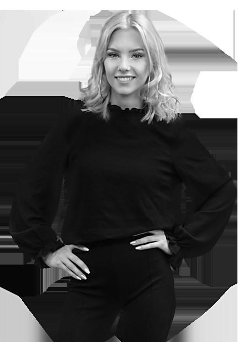 Antonia, Friseurassistenz bei PAVO Friseure