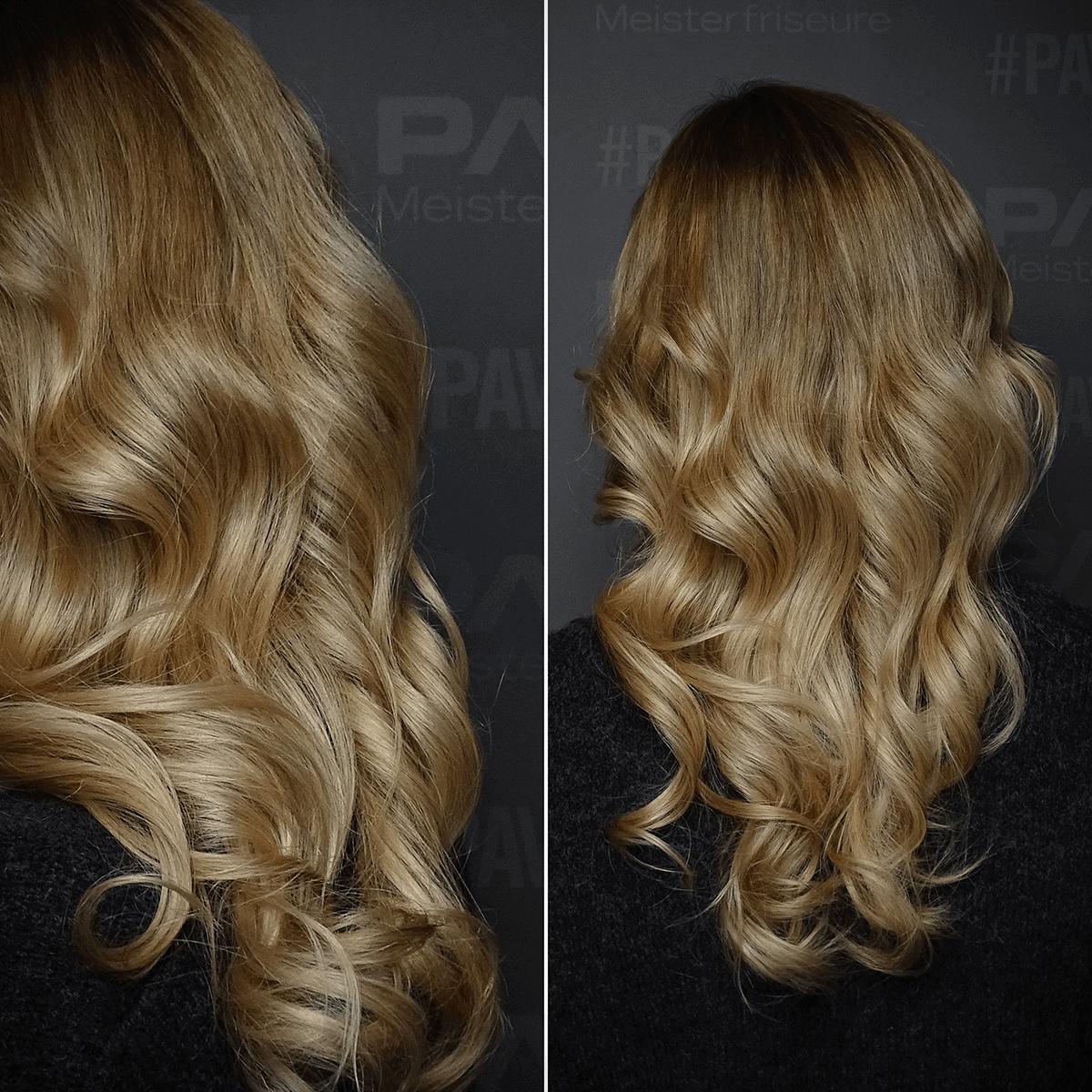 Guter Friseur in Essen: PAVO Friseure - » Süße Balayage 🐝
