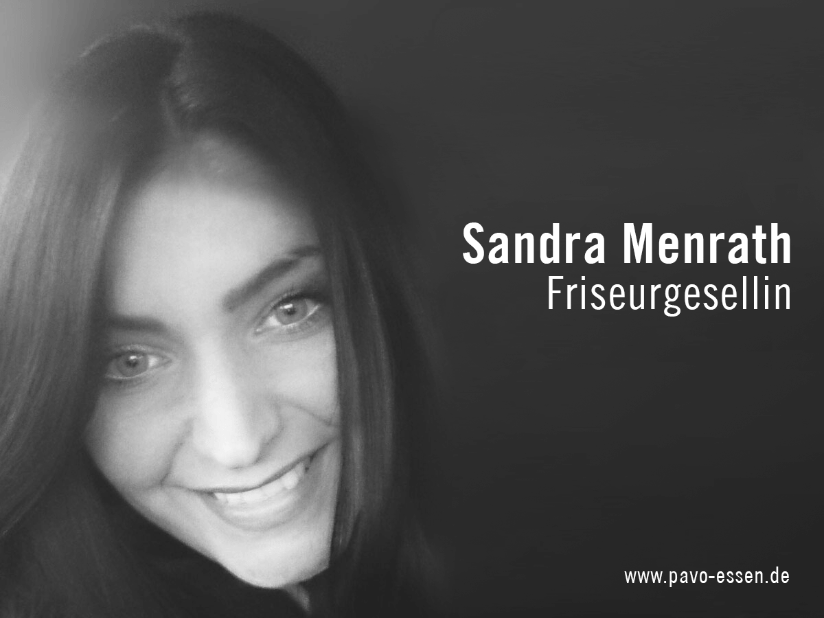Sandra Menrath ist unsere neue Kollegin