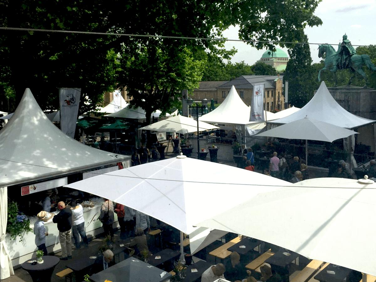 Gourmet Meile Kettwiger Straße
