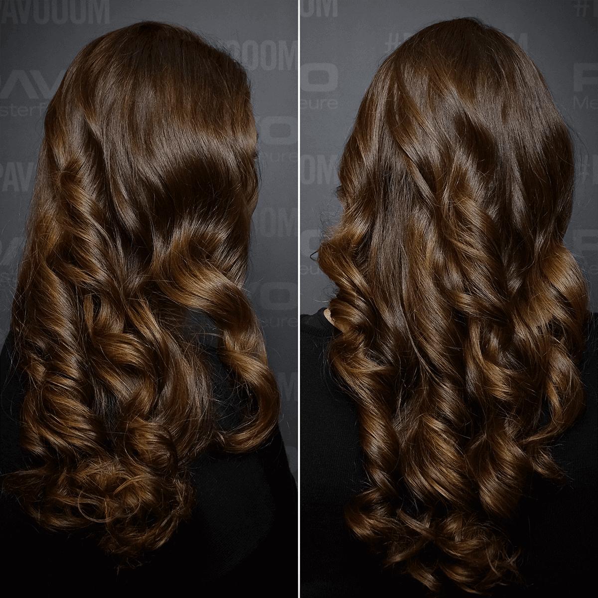 Guter Friseur In Essen Pavo Friseure Highlights Für Braune Haare