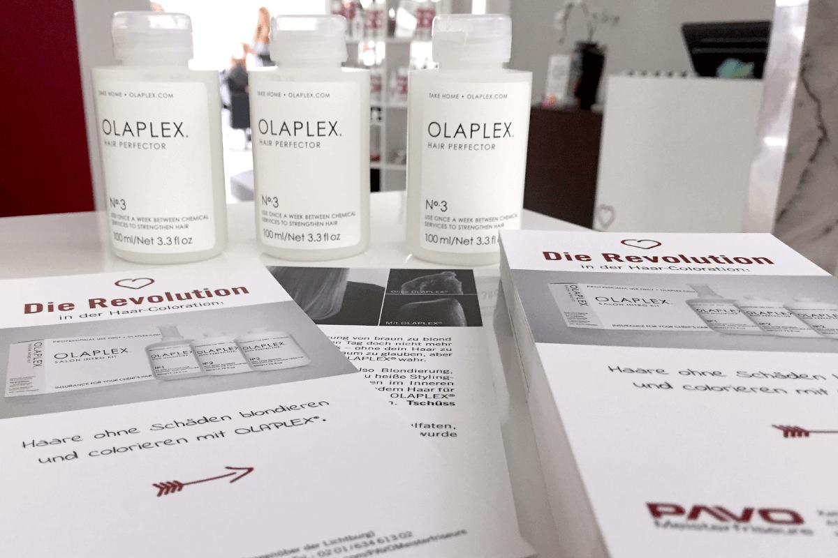 Guter Friseur In Essen Pavo Friseure Unsere Neuen Olaplex